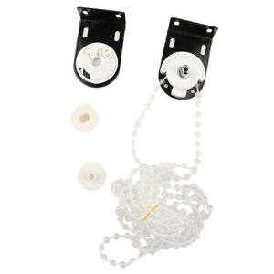 Roller Shade U Shape Clutch Bracket Cord Chain Repair Assembly for 38mm Tube