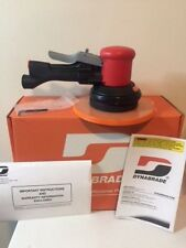"Dynabrade Products 10763 8"" Diameter, Two Hand Gear Driven Sander, Non-Vacuum"