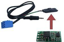 AUX Line In Adapter MP3 CD Wechsler 8-Pin Pol für Skoda MFD Gamma Symphony Nexus