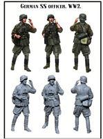 1/35 German scale resin model figure kit - E174