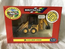 Britains JCB 1CX Skid Steer 09453  New Boxed