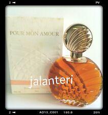 Vintage! Jean-Jacques Vivier Pour Mon Amour Eau De Toilette 100ml Spray NIB