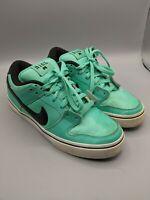 Rare 2012 Nike SB Dunk Low LR Crystal Mint 487925-300  Size 8.5 Skateboard