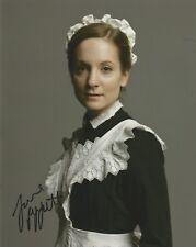 Joanne Froggatt Signed Downton Abbey 10x8 Photo AFTAL