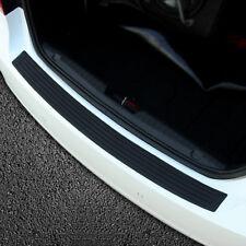 DHL| Auto Ladekantenschutz Stoßstangen Schutz Gummi Streifen 90x8 Schwarz