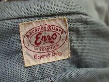 15-34 MEDIUM True Vtg 60s ENRO TAPERED BODY POINT COLLAR IVY LEAGUE DRESS SHIRT