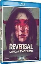 Blu Ray REVERSAL - La Fuga E' Solo L'Inizio ......NUOVO