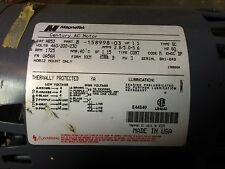 Magnetek Century Ac Motor Part #8-158998-03 (Cat#H853)
