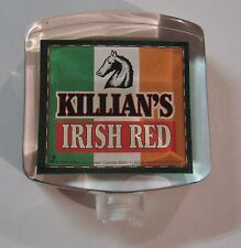 GEORGE KILLIANS IRISH RED beer tap handle ***NEW*** shotgun