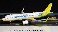 Cebu Pacific Airbus A320 RP-C4107 Gemini Jets CEBU4320 Scale 1:400