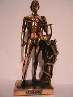 Phoebus,Gott ,Kupfer Figur,29 cm,NEU,Sonderpreis !
