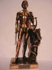 Phoebus, God, Copper Figurine, 11 3/8in, New