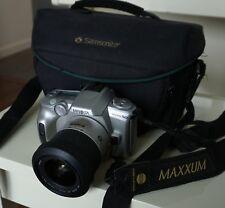 Minolta Maxxum 50 35mm SLR Camera w/ AF 28-100 Lens & bag