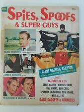 Spies Spoofs  & Super Guys, Dell 1966 Vol. 1 No. 1