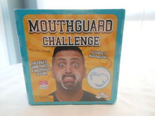 NIB Mouthguard Challenge Game - The Crazy Party Game That's A Mouthful Of Fun.