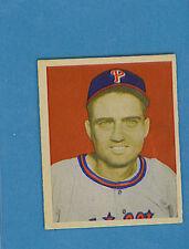 1949 Bowman Baseball Single: #108 Ken Heintzelman (EM)