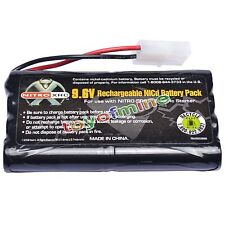1pcs NiCd Rechargeable Battery Pack 9.6V 2400mAh RC CAR