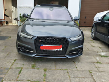Atrapa Grill Audi A6 styl RS6 2016- Black radiator grille