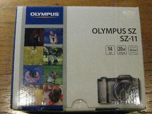 Olympus SZ-11 Camera