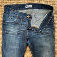 ** LEE ** Women's Denim Jeans Pants Bootcut Size W33 L32