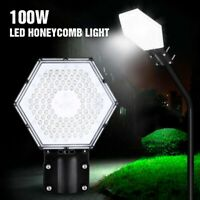 100W LED Road Street Flood Light Garden Lamp Outdoor Yard led security Lighting