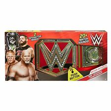 WWE Motion-Activated Universal Championship Belt
