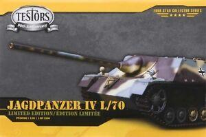 Testors 1:35 #10266  World War II German Jagdpanzer IV L/70 Model kit new in the