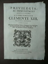 Milizia Feudi Sinibalda Belmonte Lante Rovere 1763 Artiglieria Fanteria Sabina