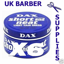 Dax Wax Blue Short and Neat 6 Tins 99g