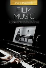 Piano Playbook Film Songs Hits LOVE ACTUALLY Gladiator Romeo & Juliet Music Book