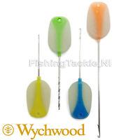 Wychwood Firefly Baiting Tool Set / Needles Glow in The Dark Coarse Fishing