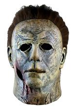 Halloween (2018) Michael Myers blutig Maske