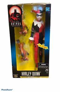 "VTG Hasbro 1998 New Batman Adventures Animated HARLEY QUINN 12"" Action Figure"