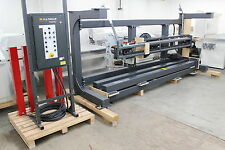 2006 WULFTEC WRT-200 SEMI-AUTO ROTARY ARM STRETCH WRAPPER