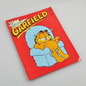 Garfield Comic Nr. 2 - Na endlich! Bavaria Comic Verlag GmbH - 1987 - deutsch