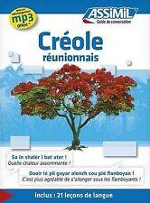 Assimil Guide de conversation Creole Reunion [ Creole Reunion Island ] (Creole E