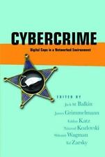 Cybercrime: Digital Cops in a Networked Environment (Ex Machina: Law, -ExLibrary