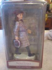 New In Box Hallmark American Girl Samantha Handcrafted Figurine