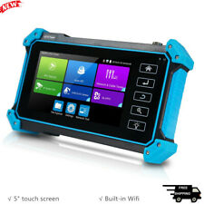 """4K IP Camera Tester Security Camera Tester 5"""" Touch CCTV Tester For IP AHD CVI"""