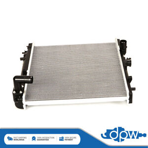 Engine Cooling Radiator Fits Mitsubishi L200 2.5 TD 4WD 1996-2007