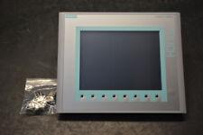 """Siemens 6Av6-647-0Af11-3Ax0 (Ktp 1000 Pn) 10"""" Simatic Basic Touch Panel"""