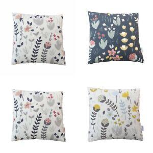 Hand made Decorative Scandinavian floral Clara Multi listing cushion cover