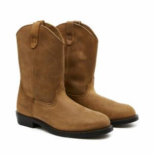Baxter Gaucho Men's Western Style Work Boot