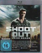 Blu-ray: Shoot Out - sehr guter Zustand (Sylvester Stallone)