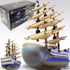 One Piece Grandline Men Ships Moby Dick White Beard Banpresto figure Japan