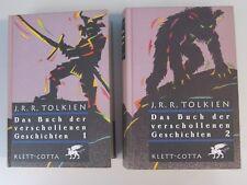 Das Buch der verschollenen Geschichten - Teil 1 und 2 von J. R. R. Tolkien