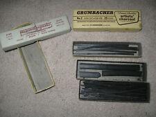 Assortment of Artist Vine Charcoal Sticks