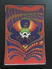 Widespread Panic Reno / San Francisco 1999 Dave Huckins - 1st Ed. Bgp # 221