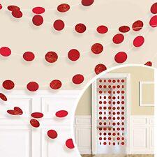 Decoración rojos de todas las ocasiones para fiestas