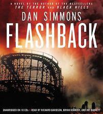 Flashback by Dan Simmons (2011, CD / CD, Unabridged)